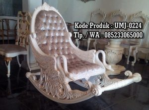 Kursi Sofa Model Goyang
