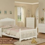 Set Kamar Anak Model Minimalis Cat Duco
